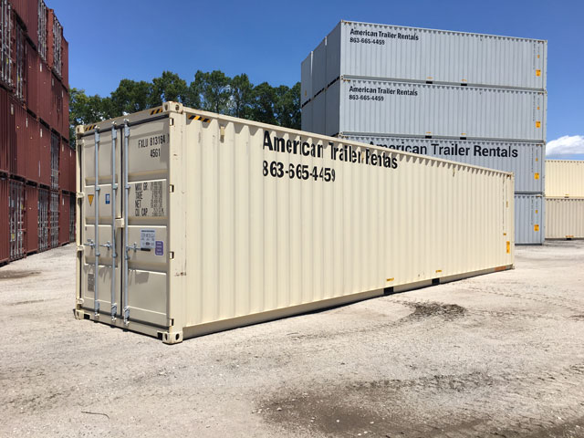 40' Storage Container for Sale