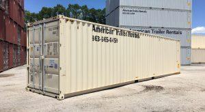 40 Double Door Container