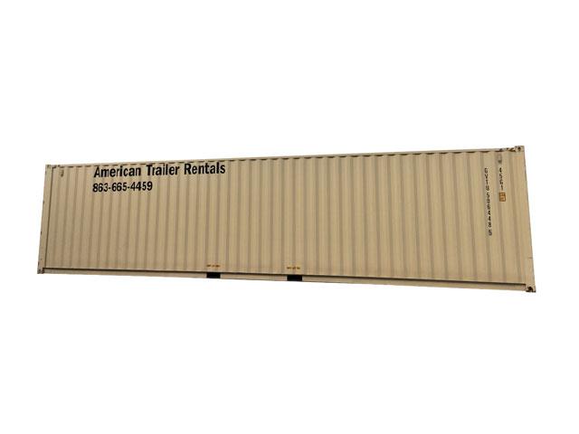 40' Storage Container