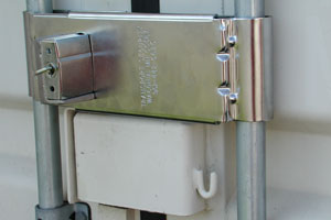 Container Enforcer Lock