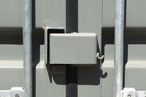 Container Lock Box