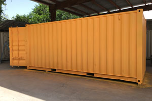 Container Customer Paint Job