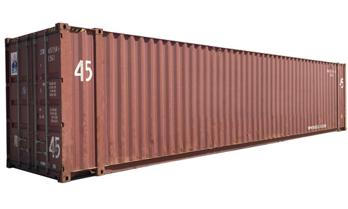 45' Storage Container for rent