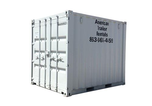 10' Storage Container