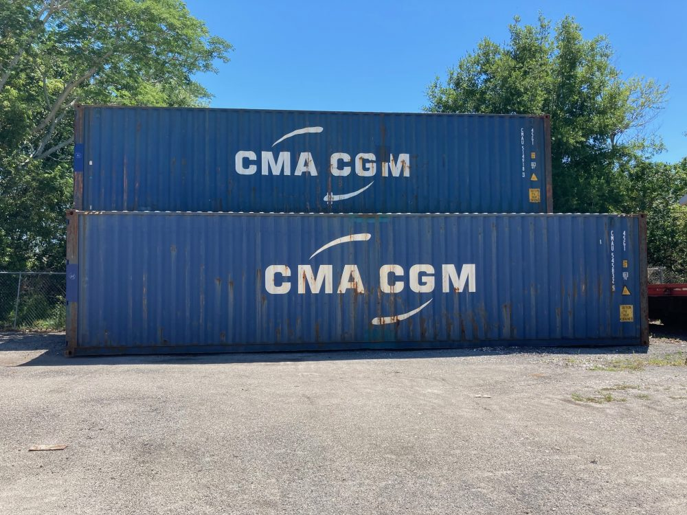 40 foot storage container for sale