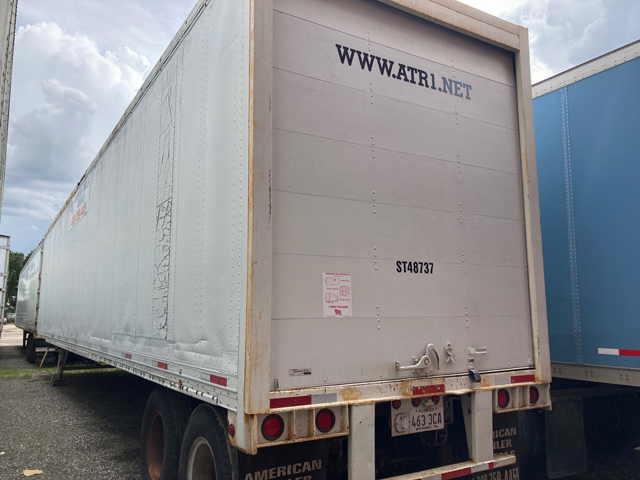 48 foot trailer for sale
