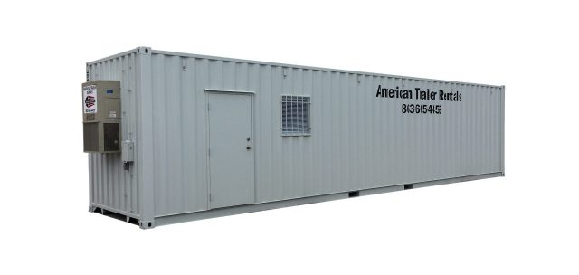 40' office container