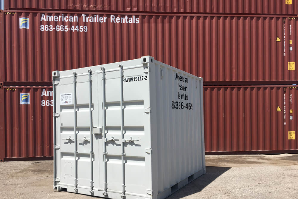 10' Storage Container