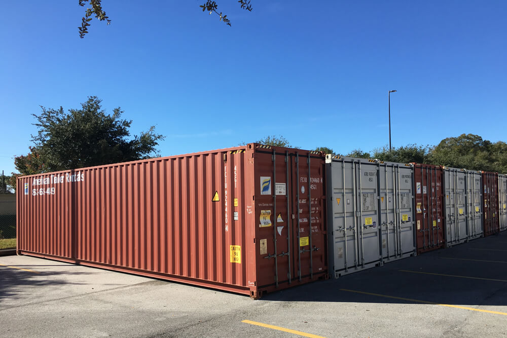 40' Storage Containers