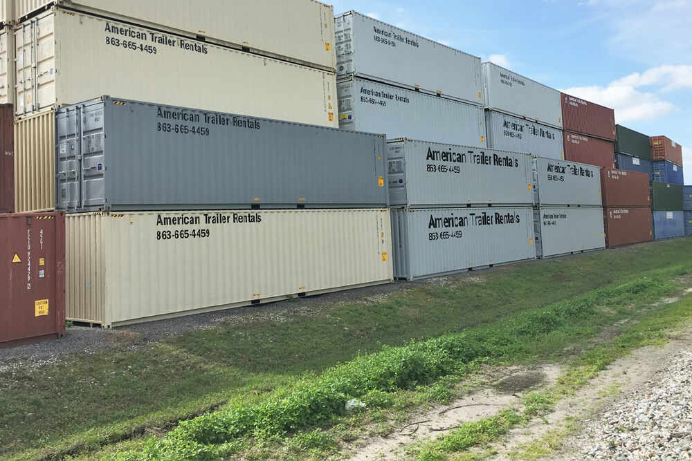 40' Storage Container