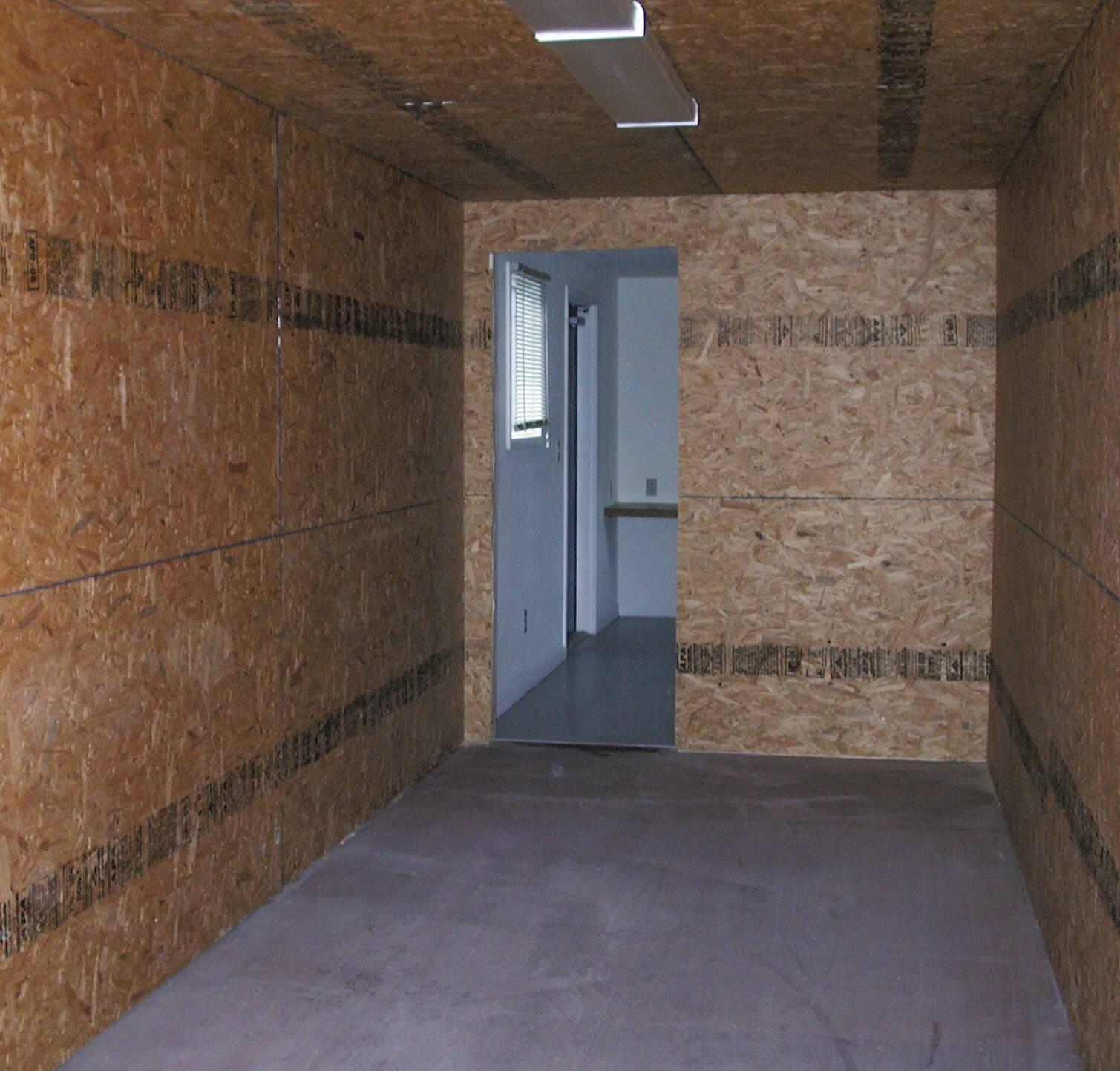 office container interior