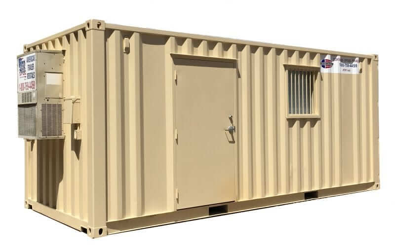 20 Ft Office Container